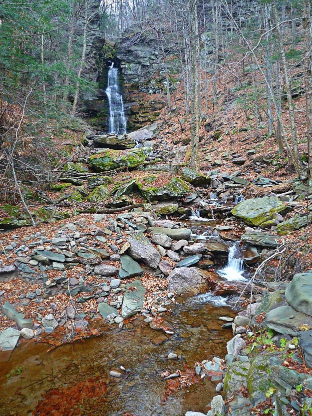 13. Peekamoose Waterfall