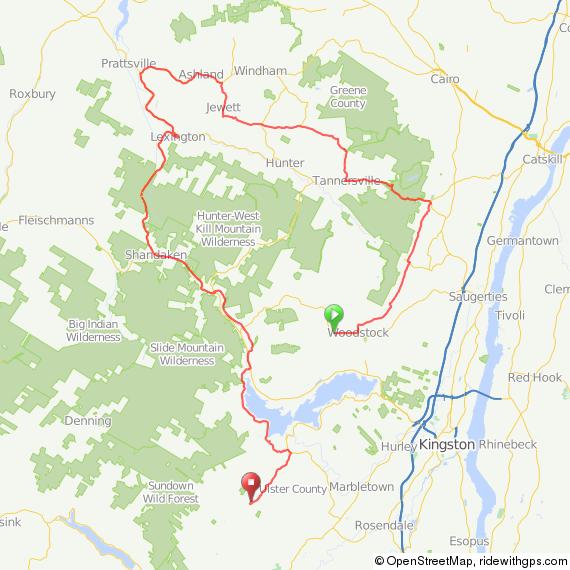 catskill park | Riding the Catskills