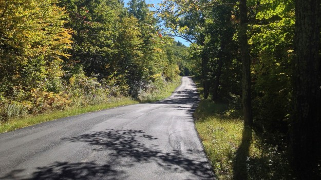 23. Up Mount Meenegha Road